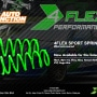 4FLEX Sport Spring Is Now Available at Auto Junction